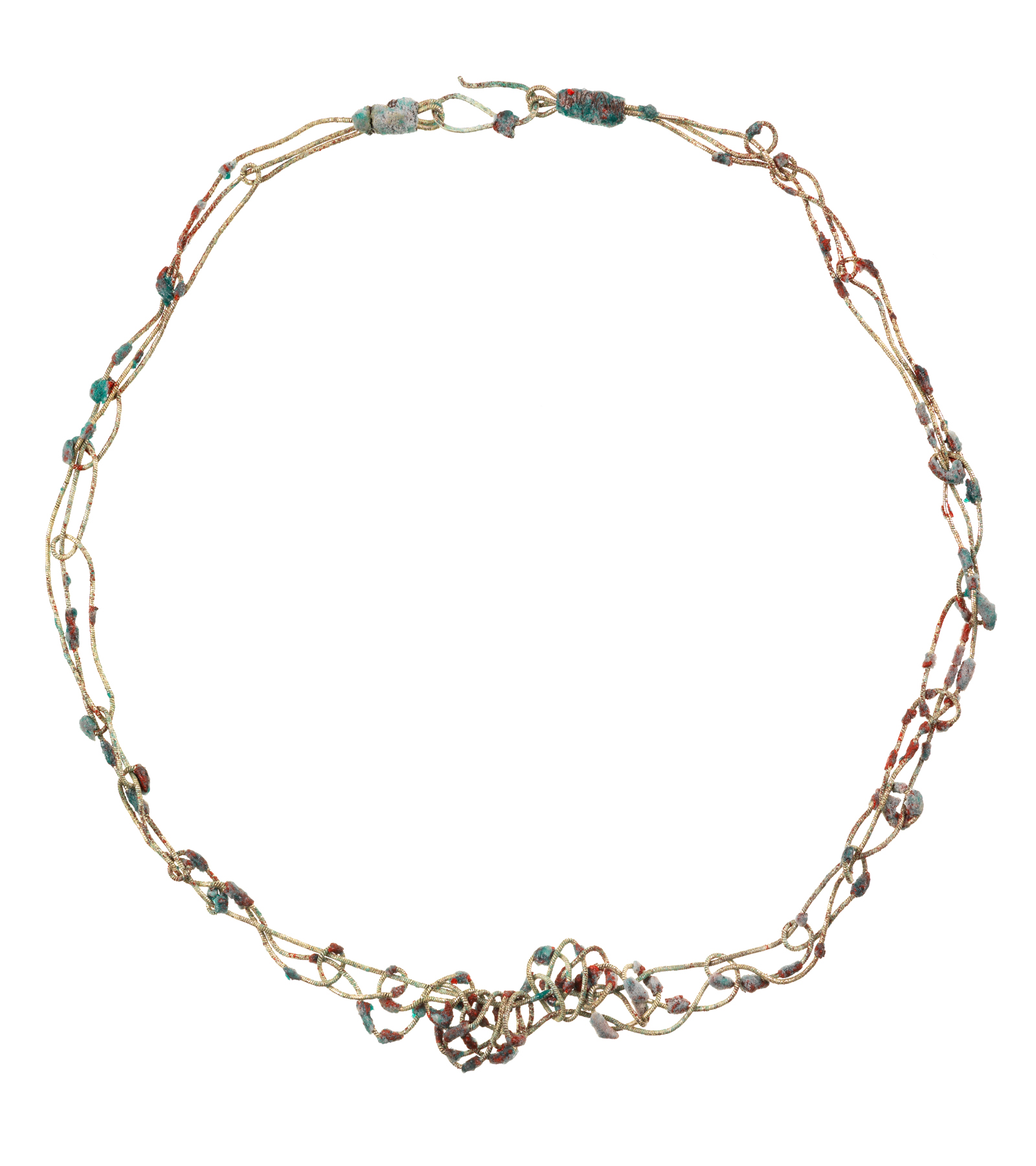 Loopy Short Necklace, 2007