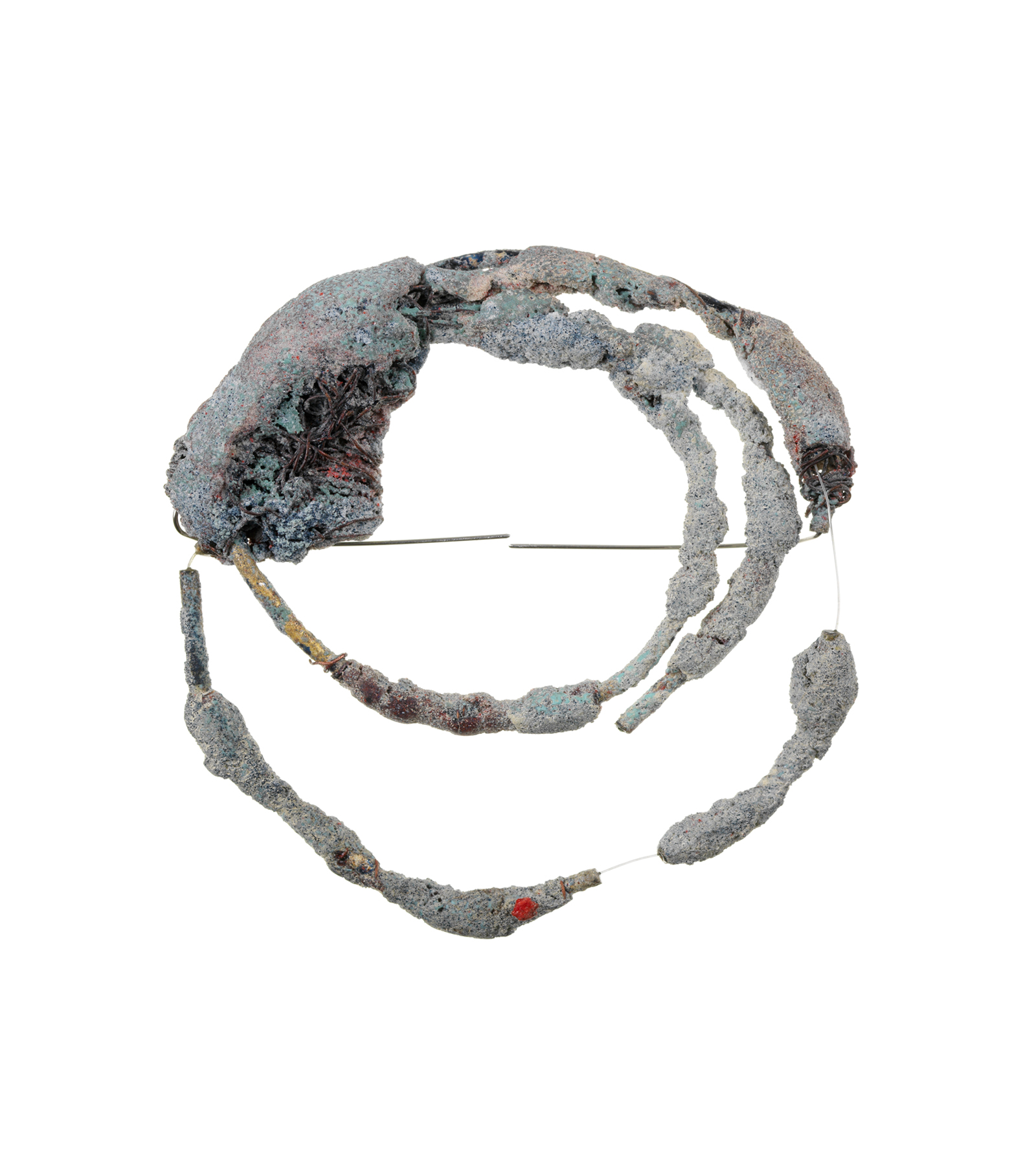 Unearthed Brooch, 2007