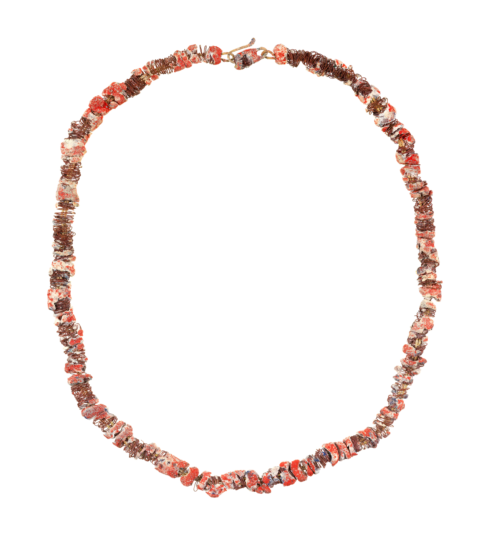 Unearthed Necklace 02, 2007