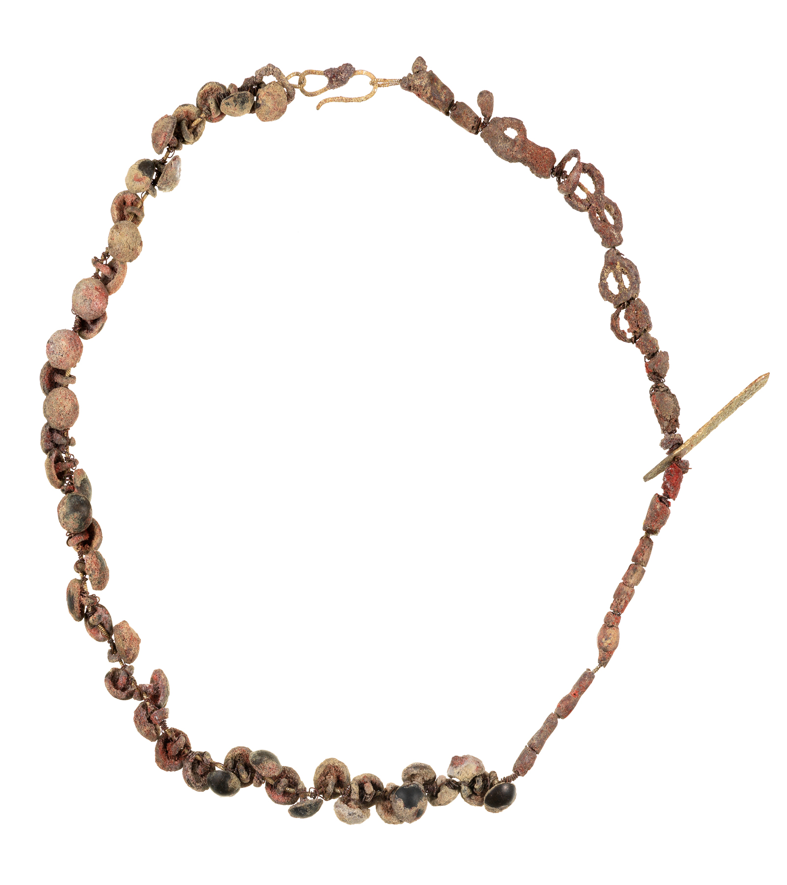 Unearthed Necklace 01, 2007